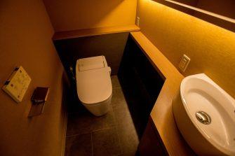 パウダールーム/Rest room